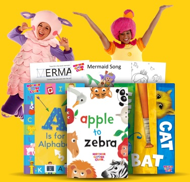 Mother Goose Club Learning Kit