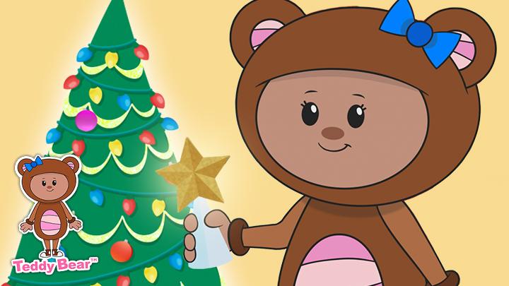 O Christmas Tree - Nursery Rhymes - Mother Goose Club