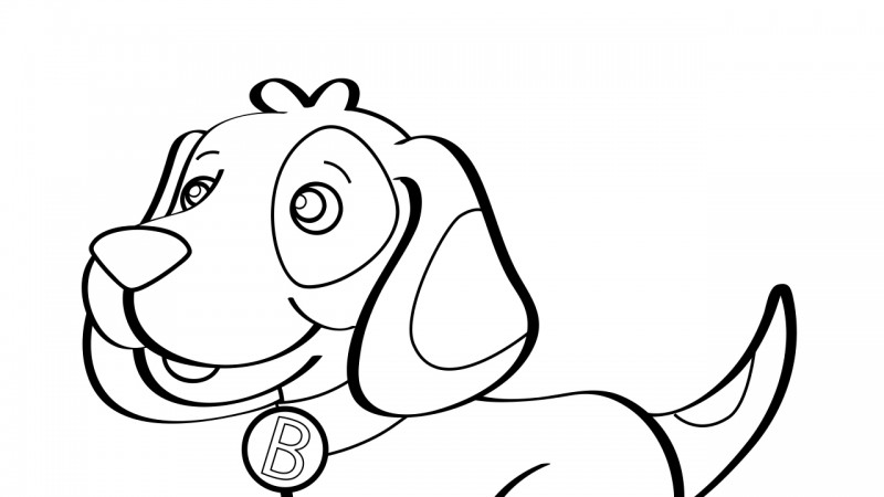 Image for Bingo – Coloring Page