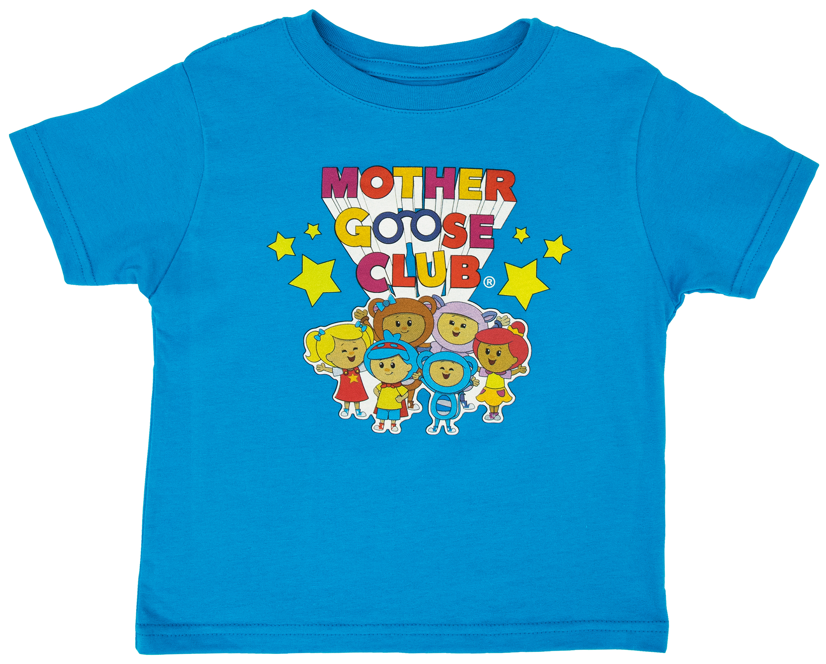 Mother Goose Club Character T-Shirt