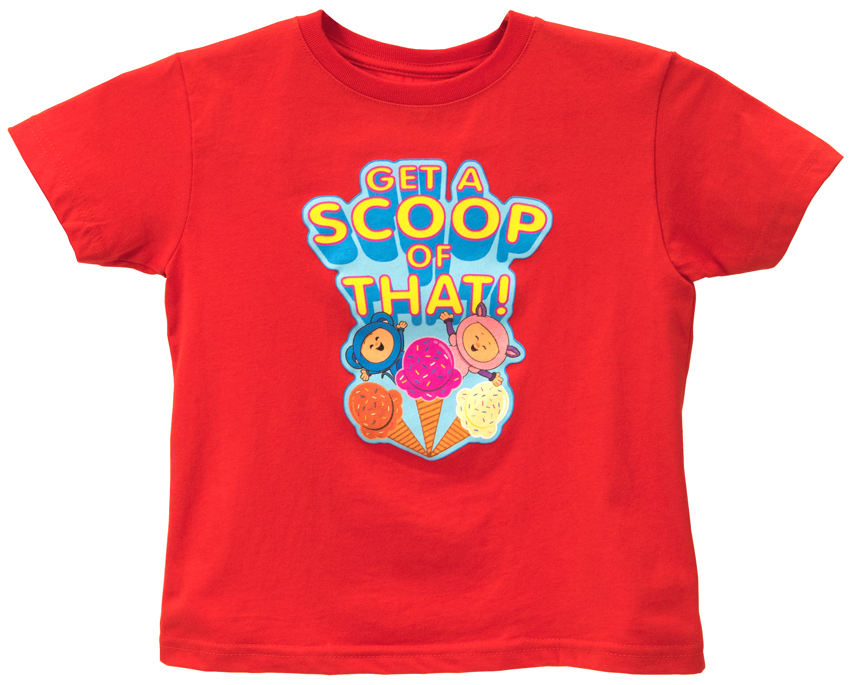 """Mother Goose Club """"Ice Cream Song"""" T-Shirt"""
