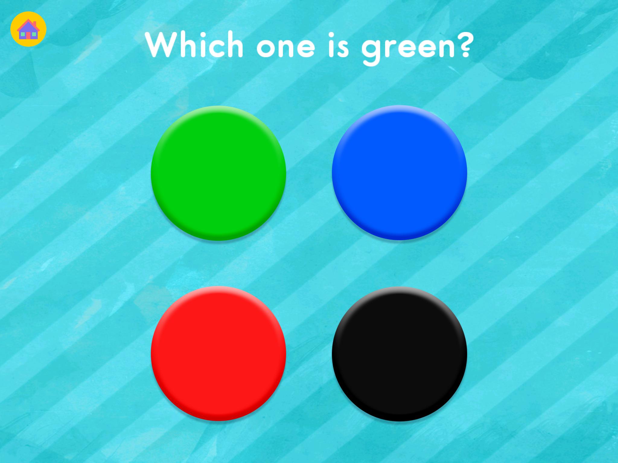 App color quiz