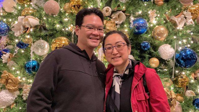 Harry and Sona Christmas