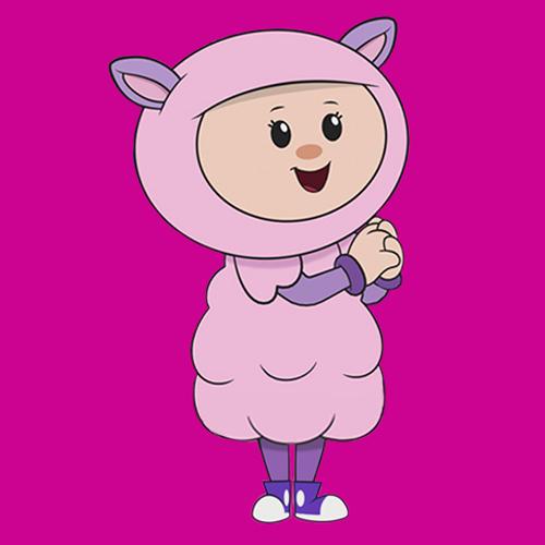 Baaaa! I'm Baa Baa Sheep.