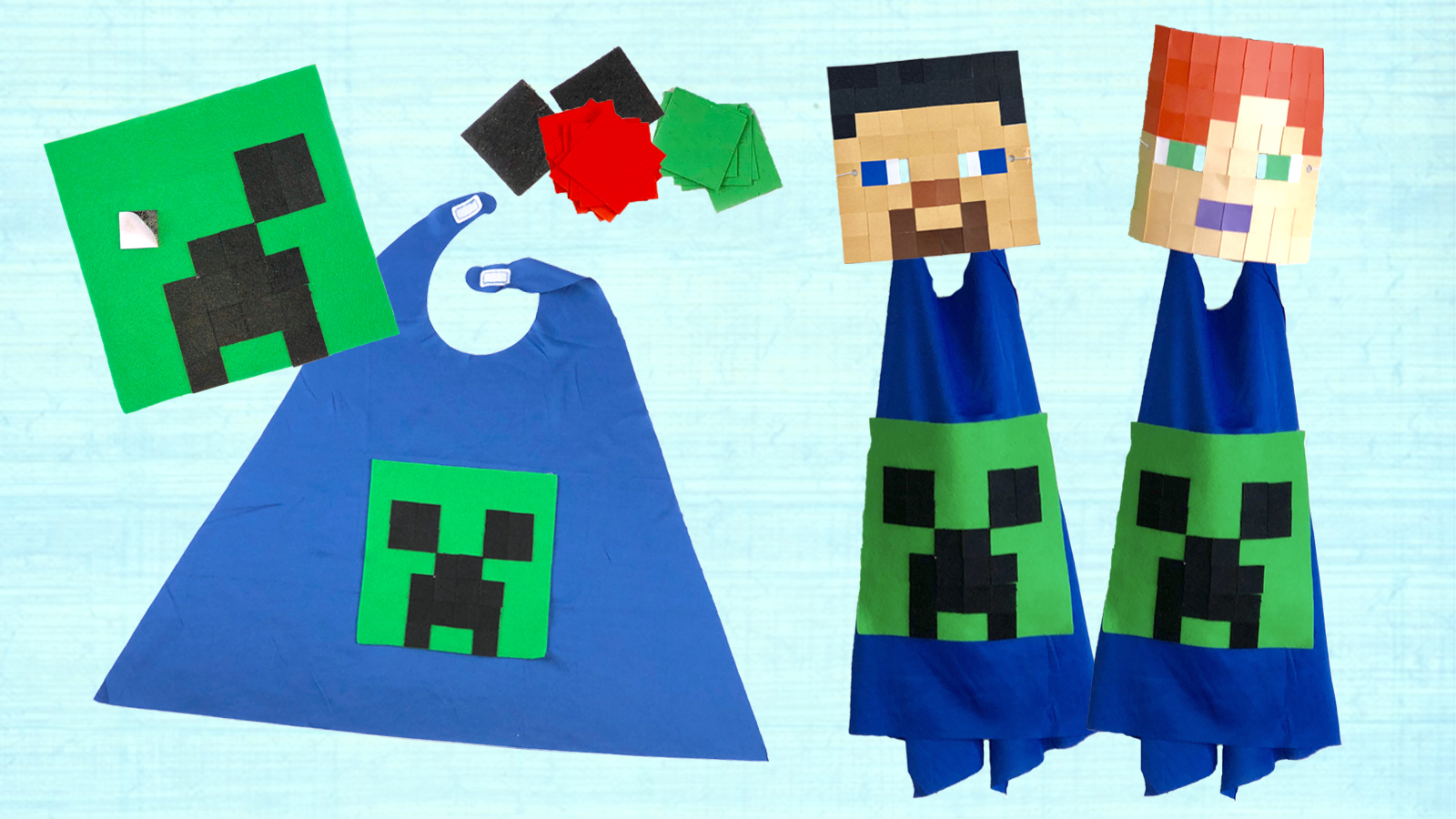 Try Our Minecraft Craft