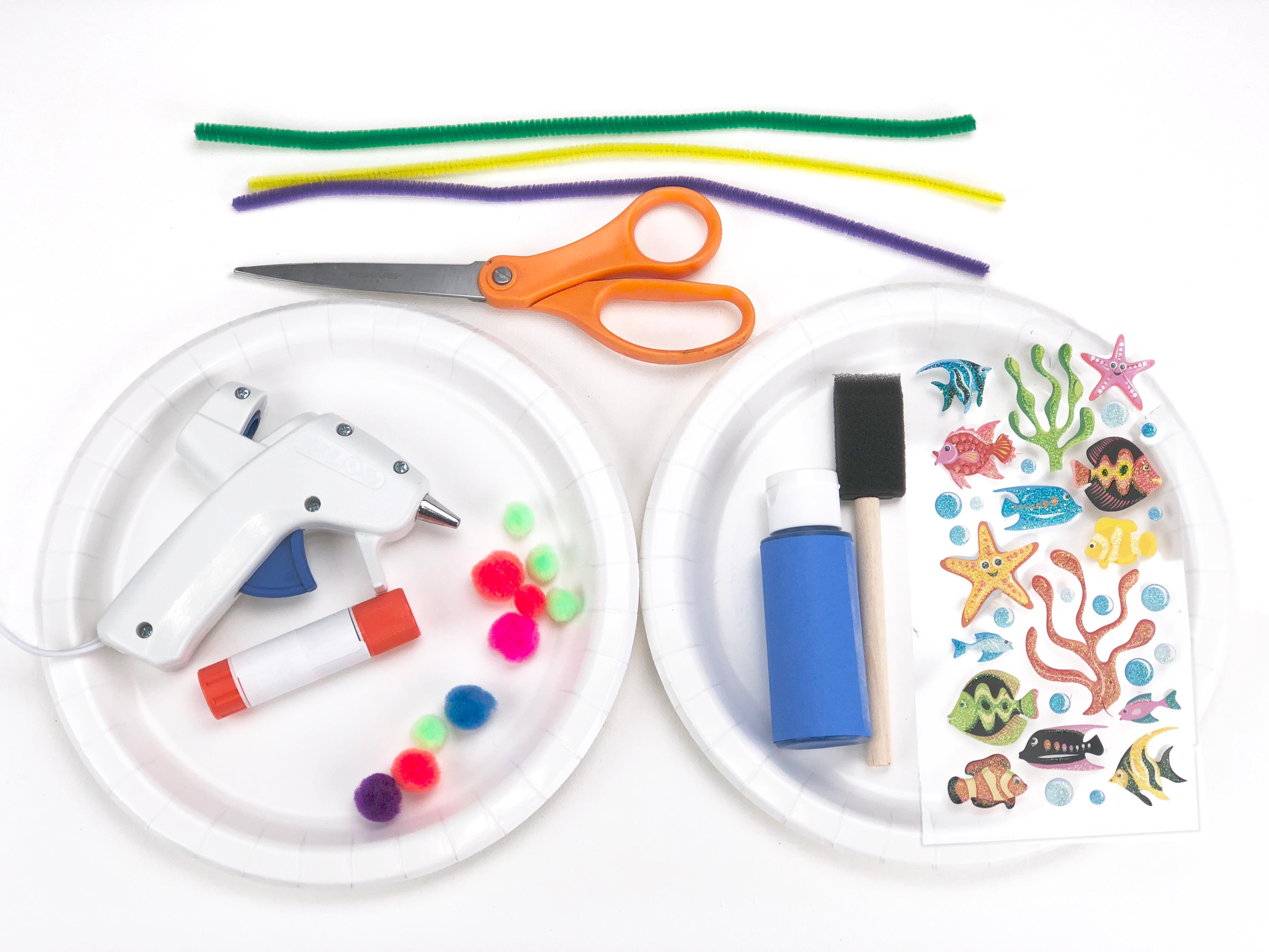 Underwater Sea Craft materials