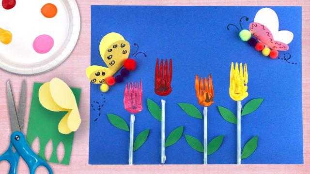 Spring Garden Craft