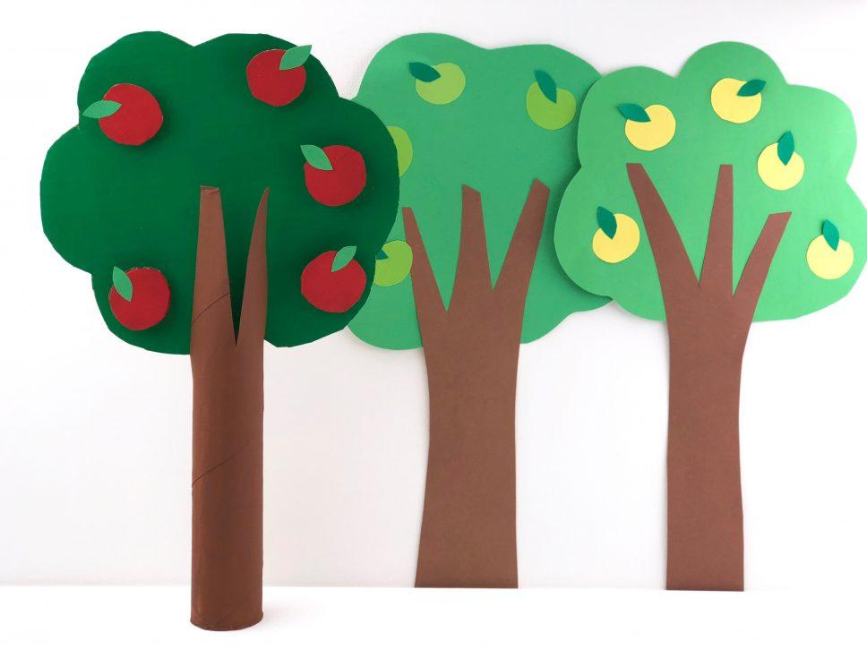 Apple Tree Craft final