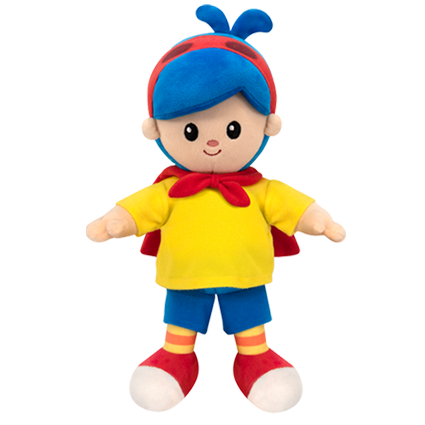 Jack B. Nimble Plush Doll