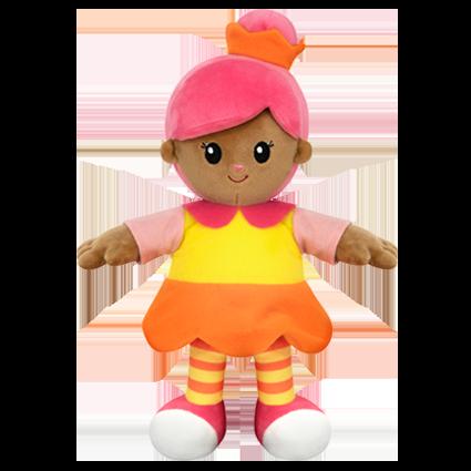 Little Bo Peep Plush Doll