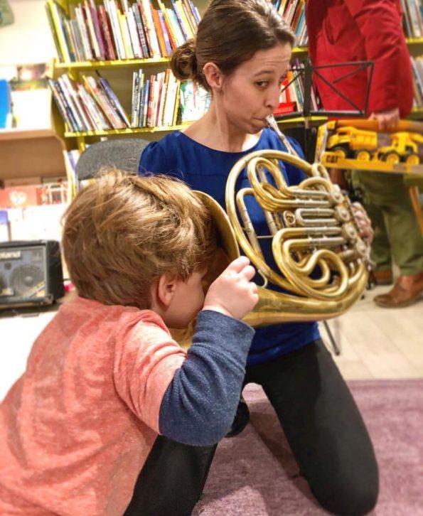 Mozart for Munchkins trumpet
