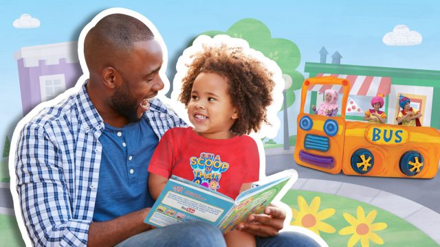 Board books for early readers