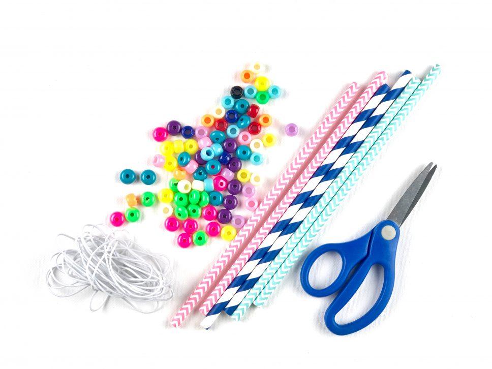 Friendship Bracelet Craft materials