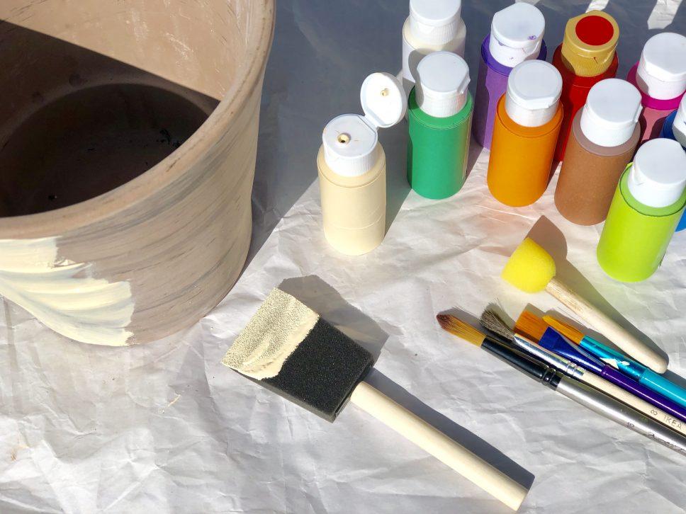 Plant Nursery Family-Activity materials