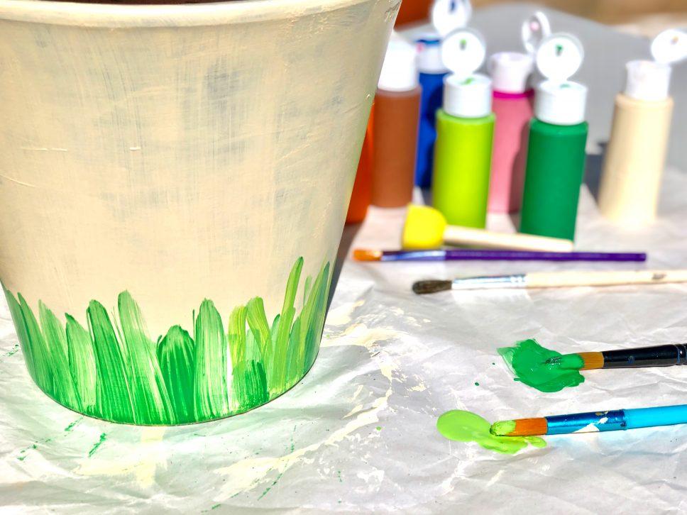 Plant Nursery Family-Activity step 3