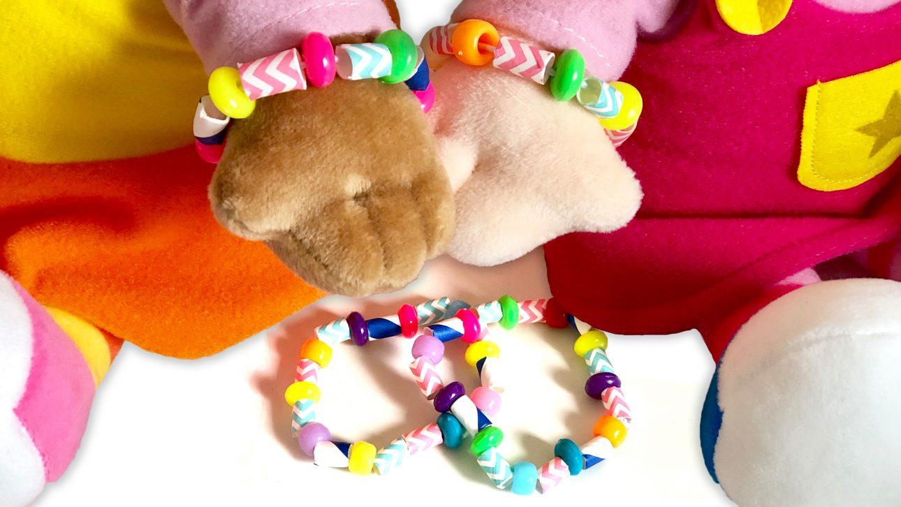 Friendship Bracelet Craft