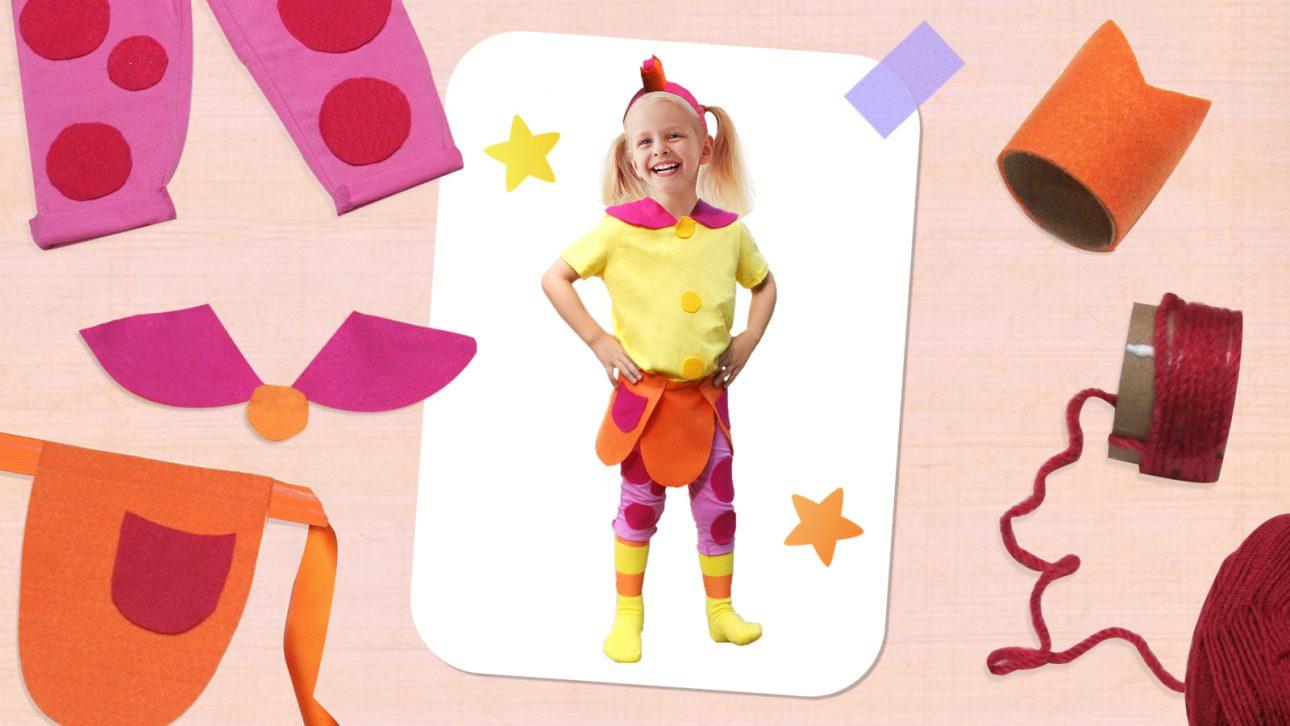 Make Your Own Bo Peep Costume