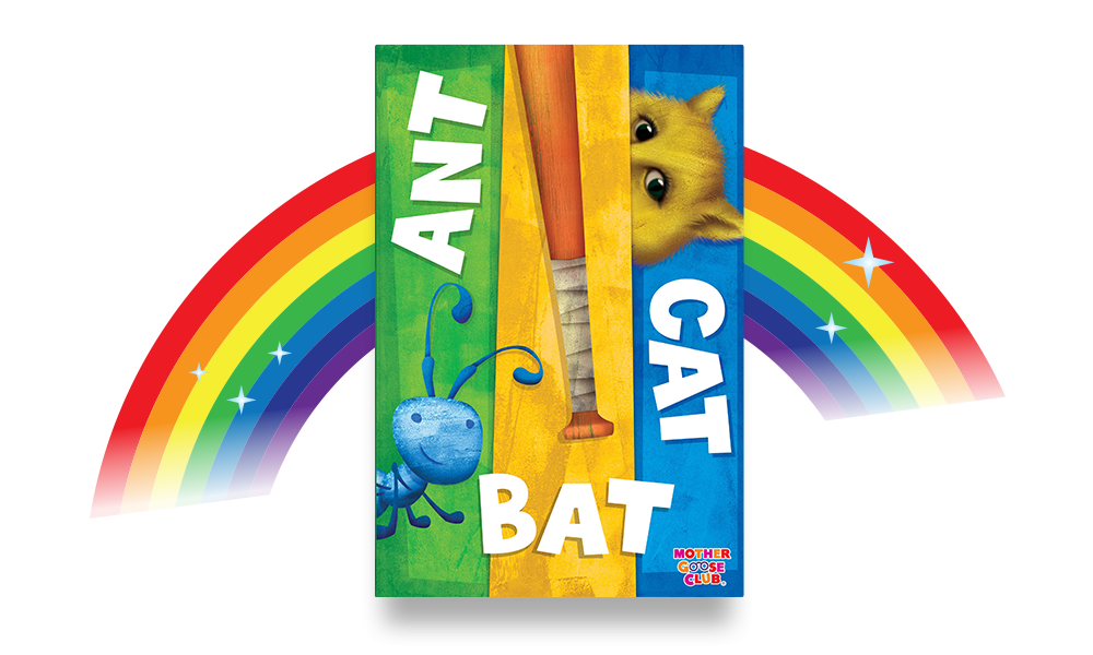 ANT BAT CAT cover