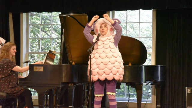 Mother Goose Club Concert With Baa Baa