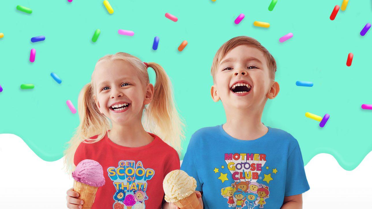 Homemade Ice Cream Activity