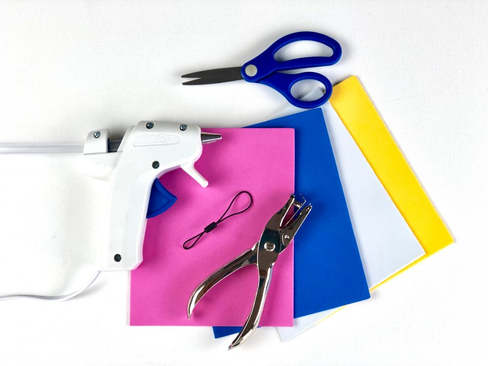 Back-to-School Accessory Craft materials