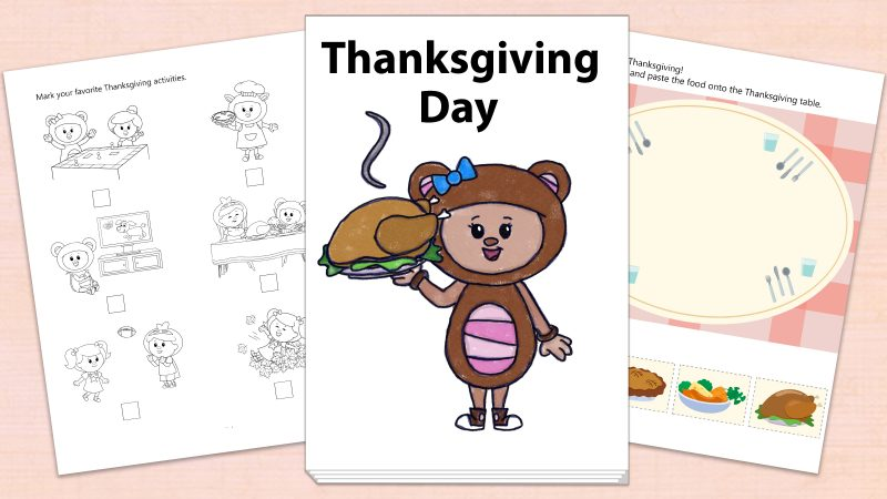 Image for Thanksgiving Day – Printables