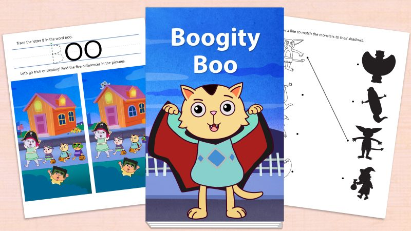 Image for Boogity Boo – Printables